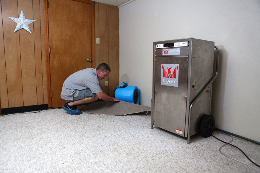 Water Damage Repair Louisville KY